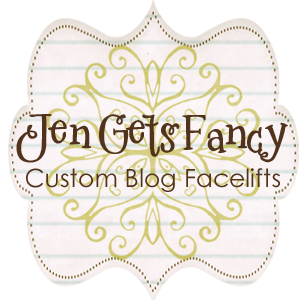 Custom blog button by...
